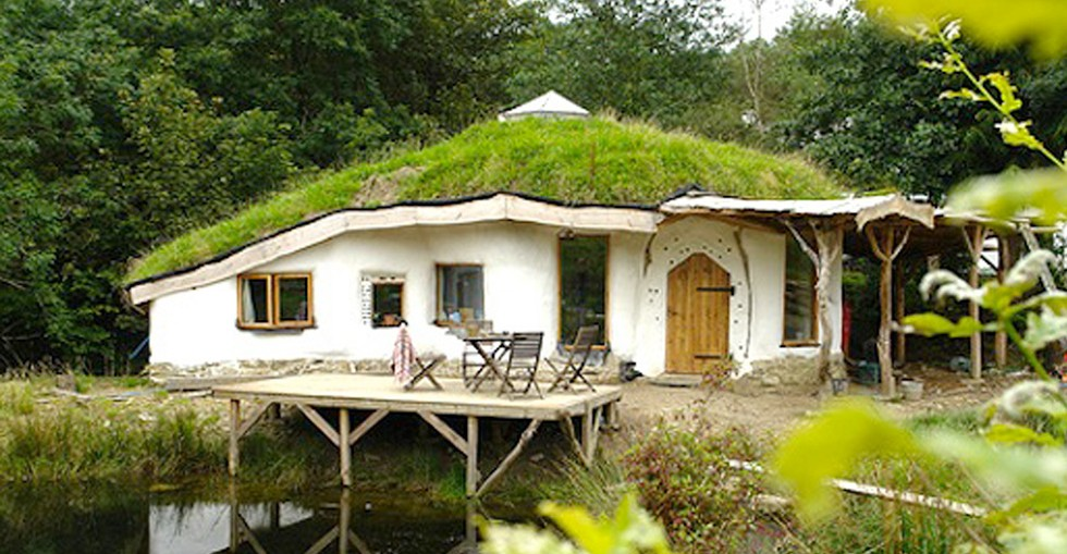 Lammas Hobbit House