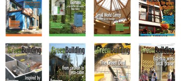 Green building magazine on PDF